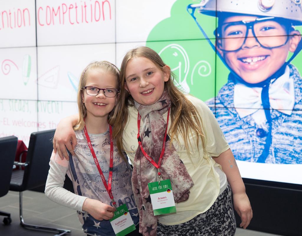 Arwen-&-Katharina-winners-event