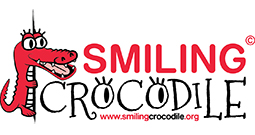 Smiling-crocodile