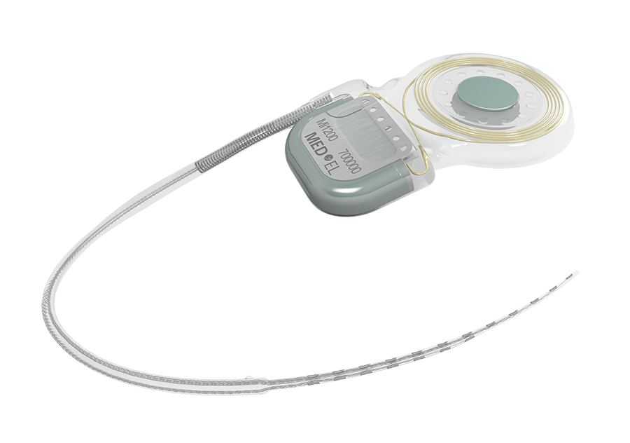 MED-EL Synchrony Cochlear Implant
