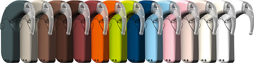 OPUS 2 Colour Options