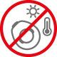 SAMBA 2 - No exponer a la luz directa del sol