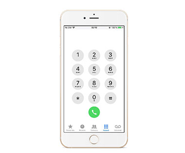 SAMBA 2 GO - make call