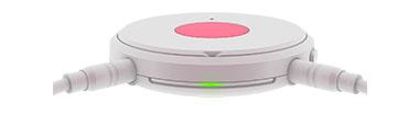 SAMBA 2 GO - green indicator light