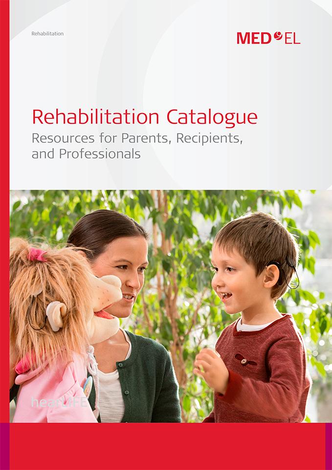 Rehabilitation Product Catalogue