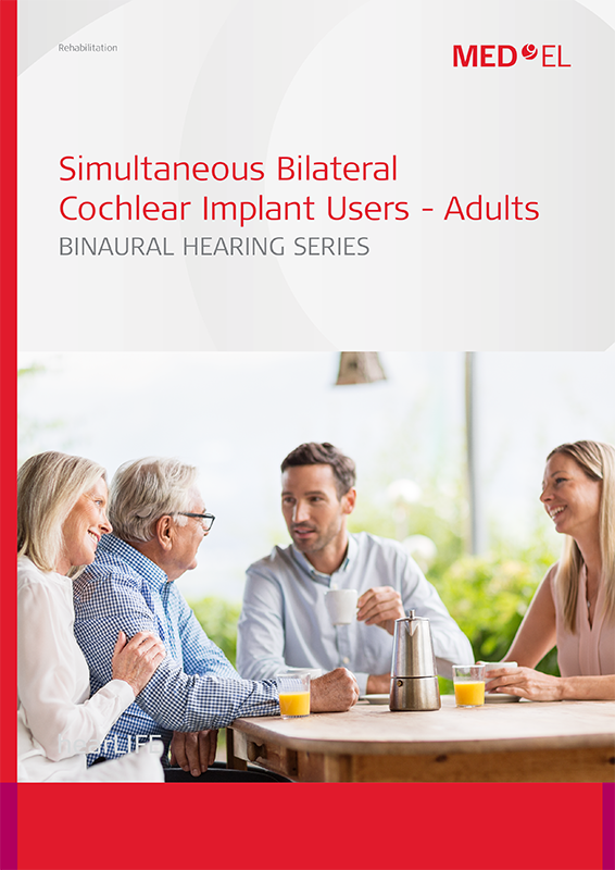 27897 1.0 Simultaneous Bilateral Cochlear Implant Users - Adults - English 2020