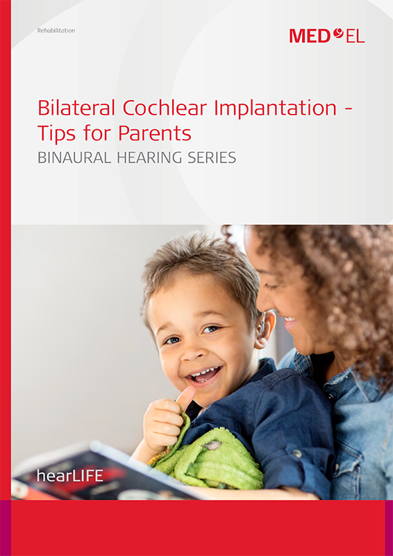 27898 1.0 Bilateral Cochlear Implantation - Tips for Parents - English 2020